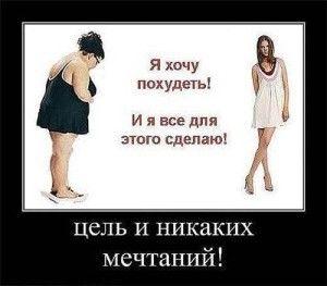 Похудение. Стимулы и мотивация Похудение. Стимулы и мотивация — обычно женщины с пышными формами, любящие вкусно и много поесть даже не думают о том, чтобы скинуть пару десятков килограммов. Нет, может мысль, конечно, и возникала, но быстро улетала вместе с очередным поеданием куска торта.