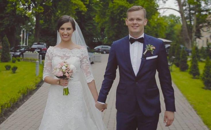 Karina & Bartosz - klip ślubny, produkcja RR Studio