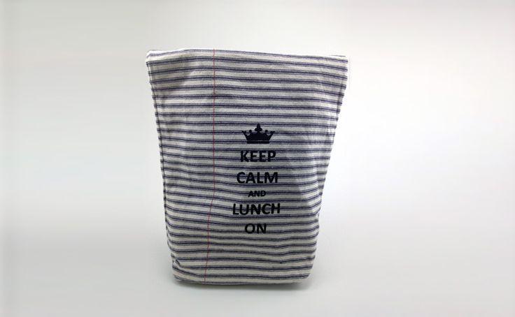 Una original selección de Lunch Bags con sofisticadas bolsas de comida para llevar