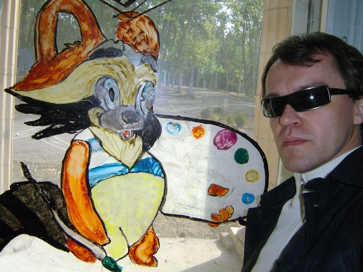 """Юрий Ермоленко - Магистр Живописи, автор специальных, масштабных, монументальных живописных проектов, сценограф, художник-постановщик (музыкальное видео), клипмейкер, фотограф, основатель RapanStudio, автор проекта """"Facevinyl"""". #YuryErmolenko #еrmolenko #ЮрийЕрмоленко #ермоленко #yuryermolenko #юрийермоленко #юрийермоленкохудожник #юрiйєрмоленко #ЮрiйЄрмоленко #єрмоленко #rapanstudio #modernart #fineart #contemporaryart #art #painting #живопись #художник #artist #искусство…"""
