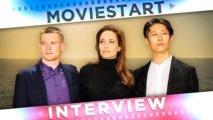 UNBROKEN - Angelina Jolie im MovieStart-Interview