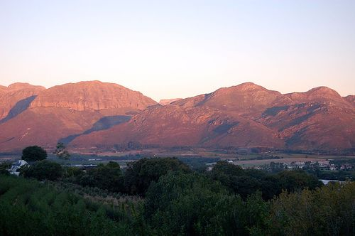 Paarl mountains