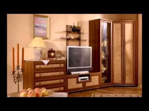 Мебельные стенки с угловым шкафом