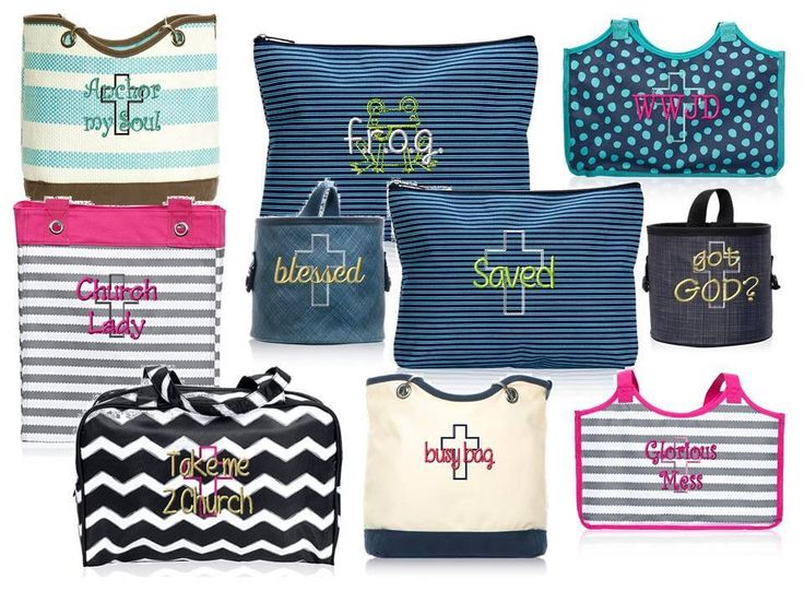 Personalization Wedding Gifts: Religious Personalization Ideas For Your Thirty-one Bags