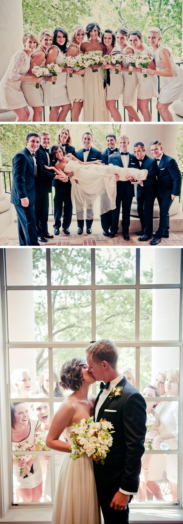 A vintage wedding in Texas! Love these photos. {LongBrook Photograph}