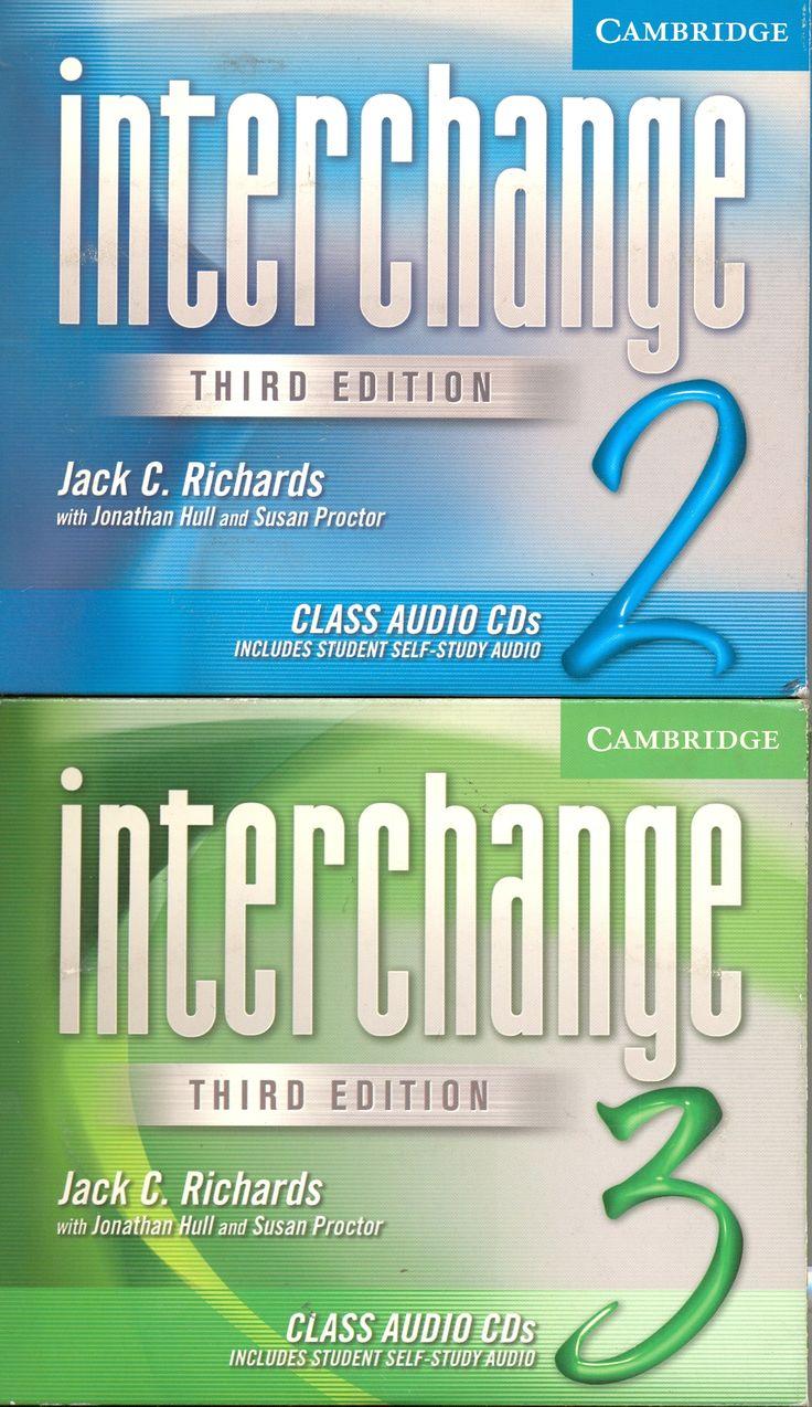 #interchange #classaudio #jackrichards #inglés #textosdeestudio #enseñanzadelinglés #escueladecomerciodesantiago #bibliotecaccs