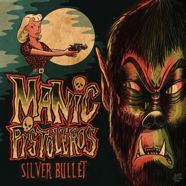 Manic Pistoleros - Manic Pistoleros