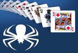 Para los amantes a los juegos clásicos de cartas como el Solitario Spider, les ofrecemos este juego del solitario para que lo puedas jugar en cualquier parte. Juégalo en tu celular, Tablet o PC. ¡Hazte con el Solitario Spider en el menor tiempo posible!.