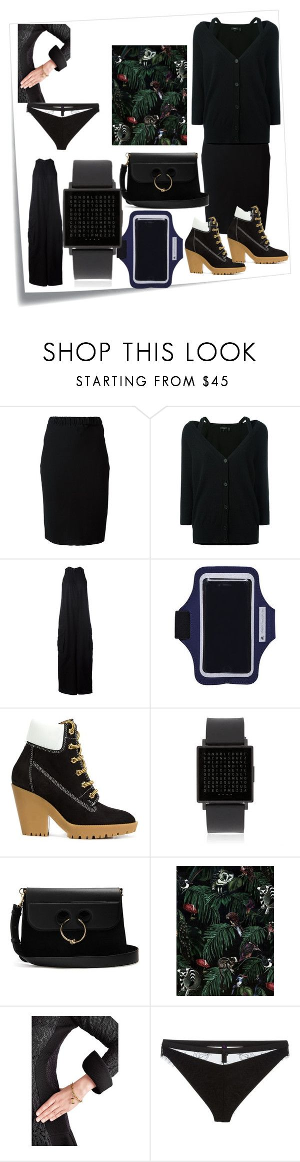 """""""nice sale offer"""" by denisee-denisee ❤ liked on Polyvore featuring Post-It, A.F. Vandevorst, Theory, Rick Owens, adidas, Maison Margiela, QLOCKTWO, J.W. Anderson, Witch & Watchman and Aurélie Bidermann"""