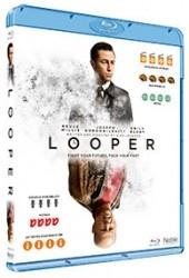 Recension av Looper. Actionfylld Sciencefiction av Rian Johnson med Bruce Willis, Joseph Gordon-Levitt, Emily Blunt och Jeff Daniels.