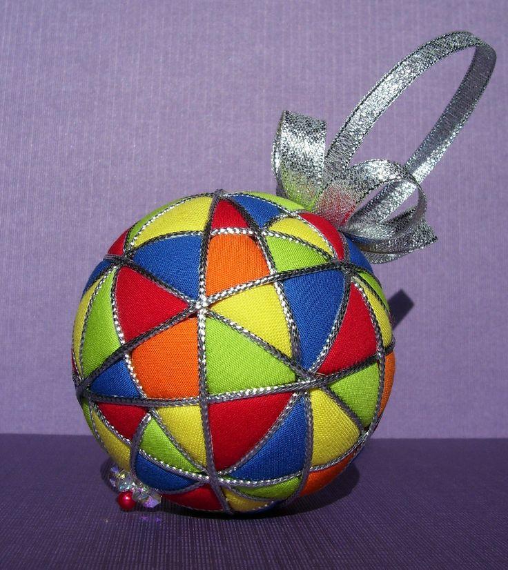 1000+ Images About Kimekomi Ornament Balls On Pinterest