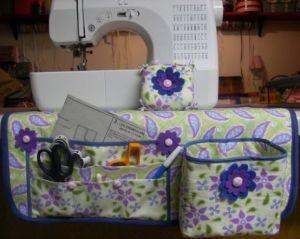 sewing machine mat by jami