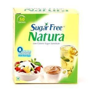 Sugar Free Natura Sachets 25 Sachets Buy Online at Best Price in India: BigChemist.com