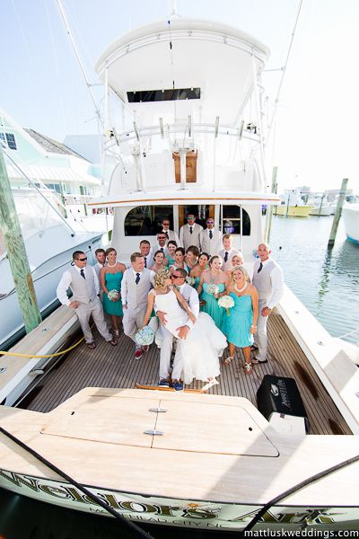 outer banks wedding venue do you love offshore fishing matt lusk photography if