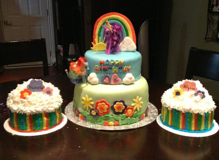 Tv Birthday Cake