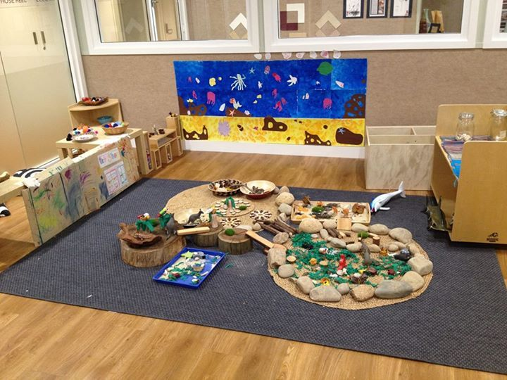 """Small world on a larger scale at Only About Children Cremorne Campus - image shared by let the children play ("""",)"""
