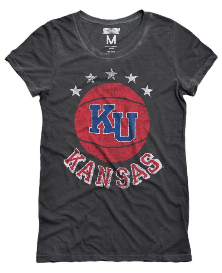 Kansas Jayhawks Basketball Women's T-Shirt