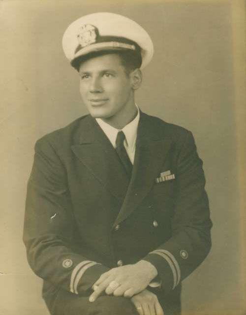 Us Merchant Marine Uniforms   ... in his United States Merchant Marine uniform. Location unknown. 1940s