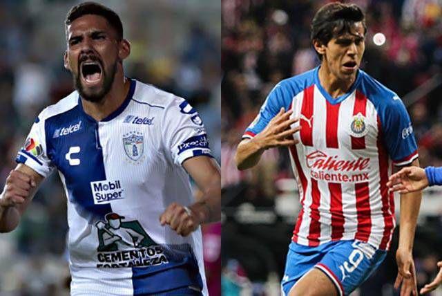 Pachuca Vs Chivas Donde Ver En Vivo Torneo Clausura 2020 Pase A Gol Futbol Chivas Chivas Liguilla Mx