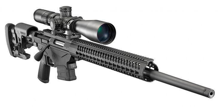 Ruger Precision Rifle in 6.5 Creedmoor
