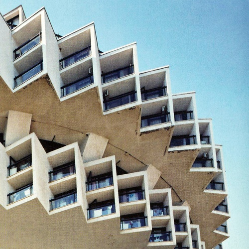 Soviet architecture photographed by Frederic Chaubin