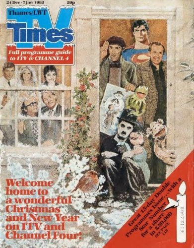 Anywhen - TV Times Covers