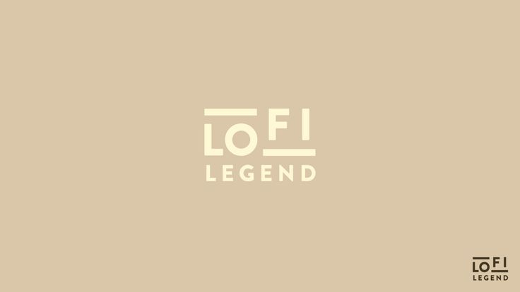 LO FI Logo for a legend of the genre.