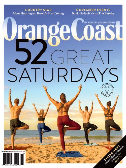 Master BLK in Orange Coast Magazine