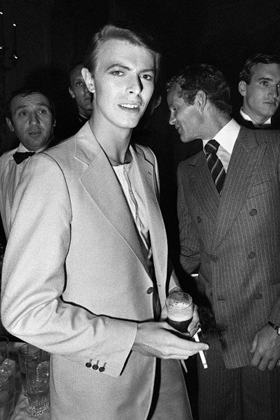 David Bowie, 1978 Cannes  Photo: Ralph Gatti/AFP/Getty Images    Email