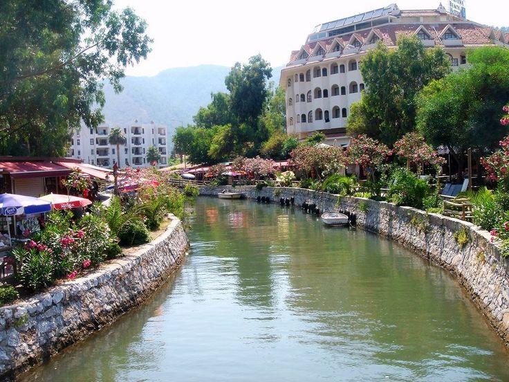 Icmeler, Turkey