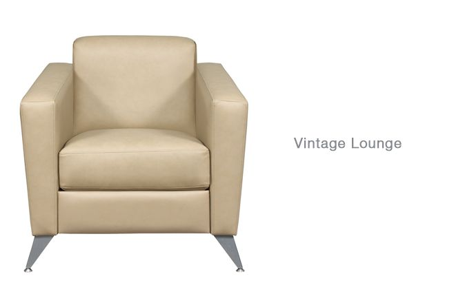 Vintage by OFGO  Vintage Series lounge seating is GREENGUARD Indoor Air Quality Certified for a healthier environment, and meets the requirements for low-emitting materials LEED credit 4.5 (systems furniture and seating).  # Office Furniture, Modern, Style