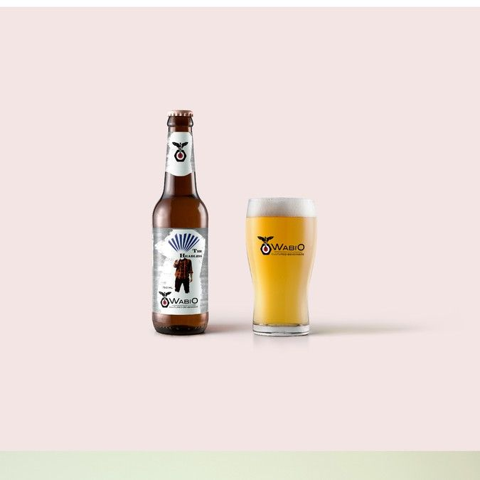 Logo re-design for high-shelf soft drink aimed at urban nightlife and bar scene by Julian Creative™