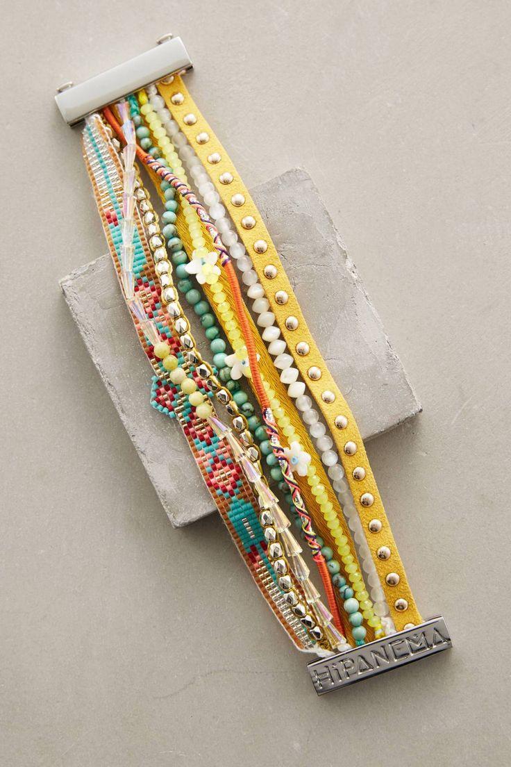 Aloha Bracelet by Hipanema #anthrofave #anthropologie
