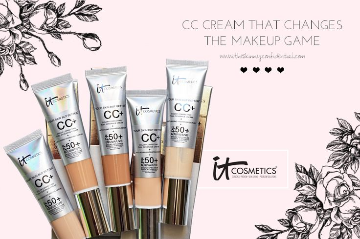 ::best cc cream ever | holiday gift guide by the skinny confidential::