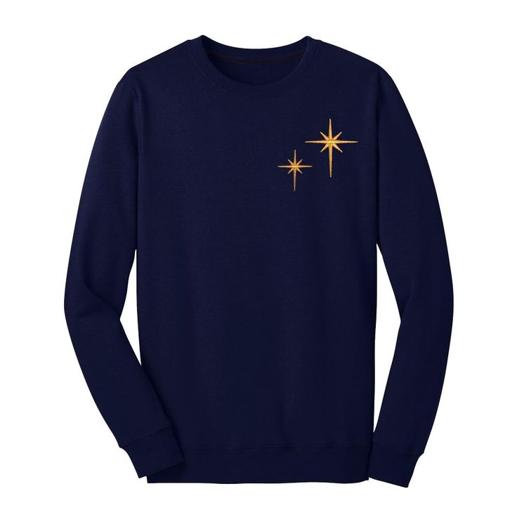 Second Star Crewneck – Whosits & Whatsits
