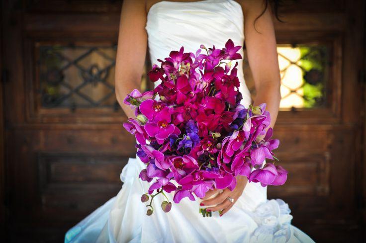 1000+ Ideas About Fuschia Bridesmaid Dresses On Pinterest