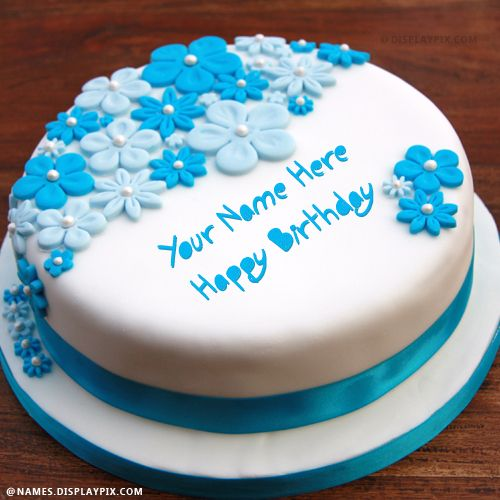 Incredible Happy Birthday Cake With Name Happy Birthday Cake Pictures Personalised Birthday Cards Akebfashionlily Jamesorg