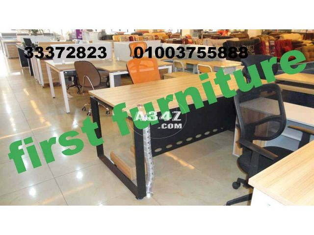 اثاث للشركات مكاتب كراسي انتريهات كاونترات استقبال طاولات اجتماعات من فرست Furniture Company Logo Tech Company Logos