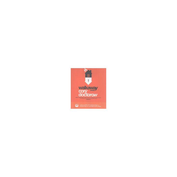 Walkaway (MP3-CD) (Cory Doctorow)