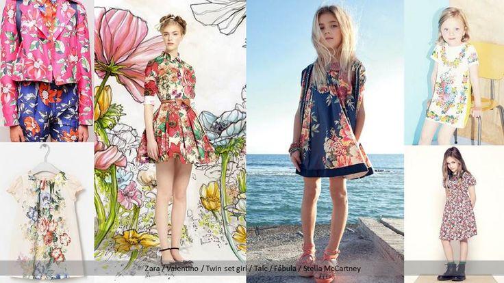 Manual de tendencias en moda infantil Primavera Verano 15 | BAJITOS