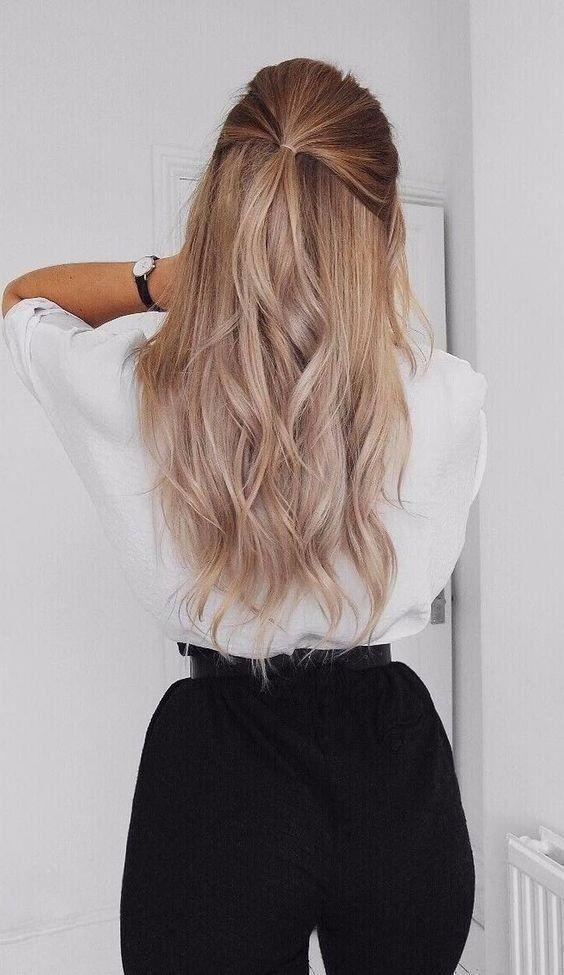 hairdo inspiration #style #pretty – #hairdo #inspi…