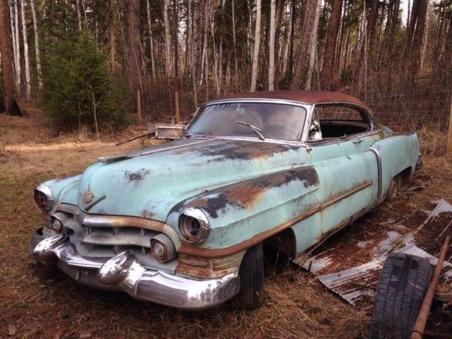 1952 Cadillac Cadillac Pinterest