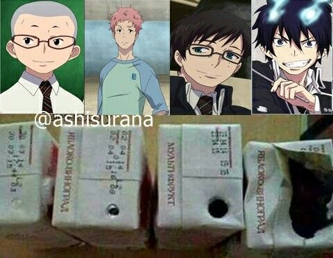Blue Exorcist || #anime