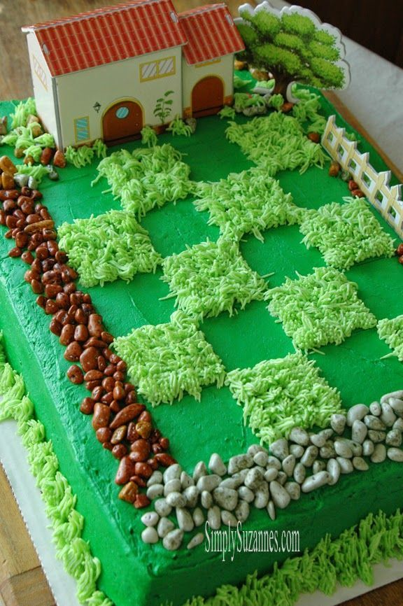 Simply Suzanne's AT HOME: a plants vs zombies birthday celebration