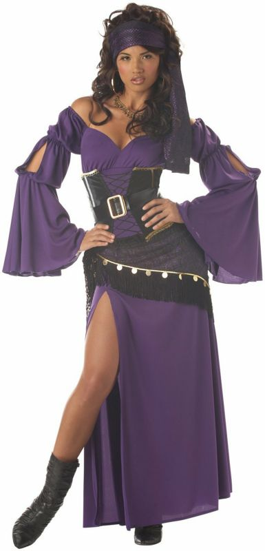 Mystic Seductress Adult Costume,$42.99