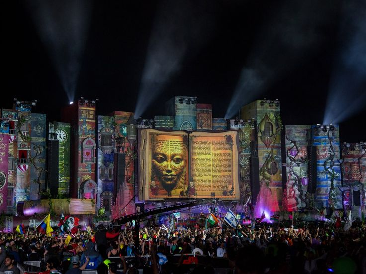 TomorrowWorld Atlanta Photos