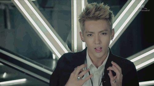 Kris EXO Growl 2nd VersionKris Growl Era
