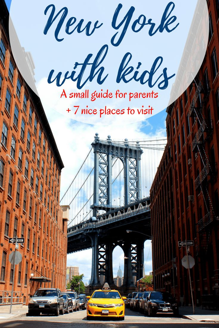 New York with kids: Awesome things to do in New York with toddlers and preschoolers | Family travel tips - New York