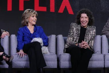 """A full day of Netflix panels at the TV Winter 2016 Press Tour included information about Netflix's plans for growth, plus discussions about a range of shows including a tense session with the """"Making a Murderer"""" filmmakers, and a contrasting laugh-fest from """"Grace and Frankie"""" stars  Jane Fonda and Lily Tomlin."""