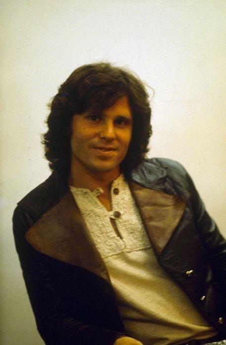 Beautiful smile Jim Morrison. One of my favorites....